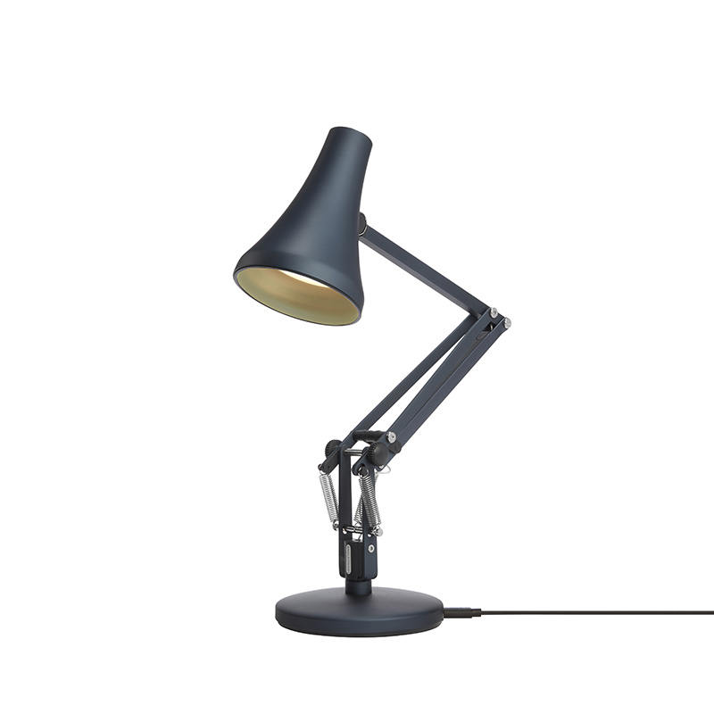 ANGLEPOISE 90 MINIMINI DESK LAMP STEEL BLUE