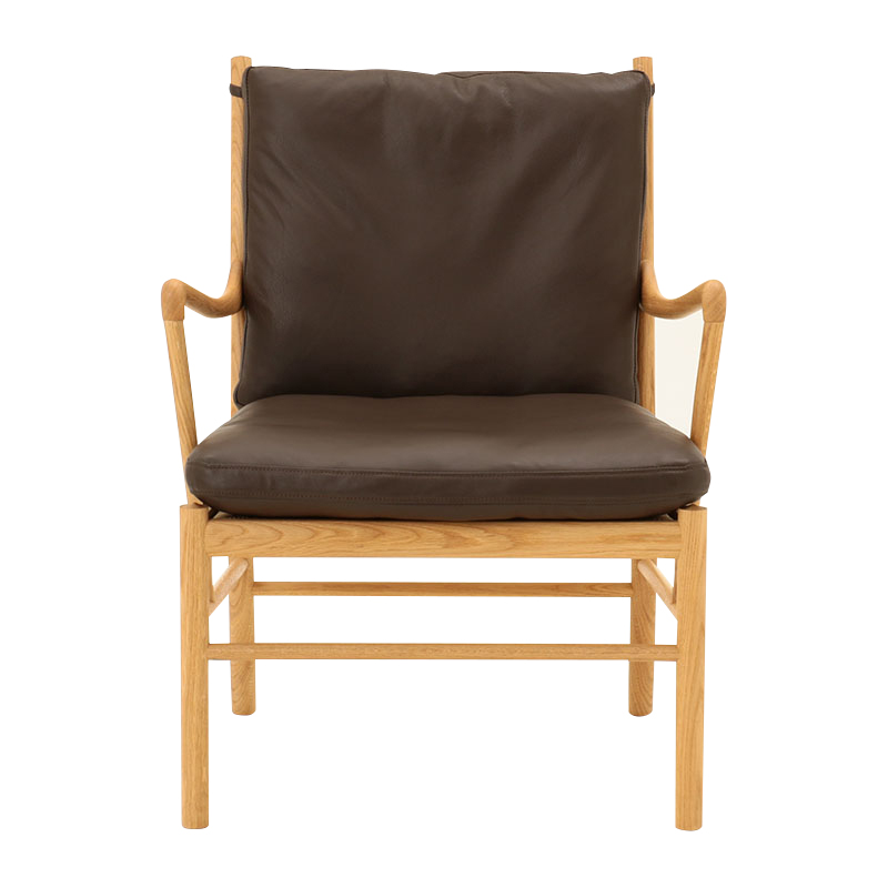OW149 COLONIAL CHAIR OAK/OIL THOR306