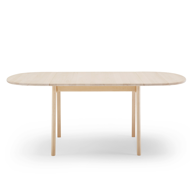 CH002 DINING TABLE BEECH/OIL H72