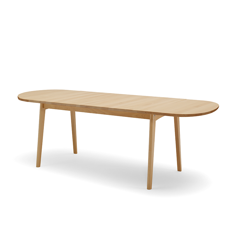 CH006 DINING TABLE BEECH/OIL H72