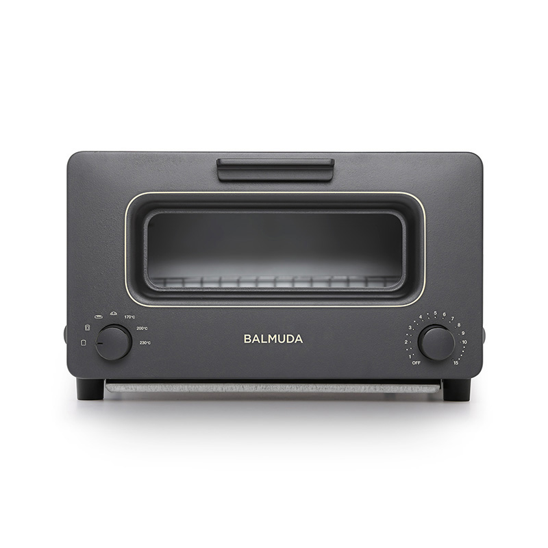 BALMUDA THE TOASTER BLACK