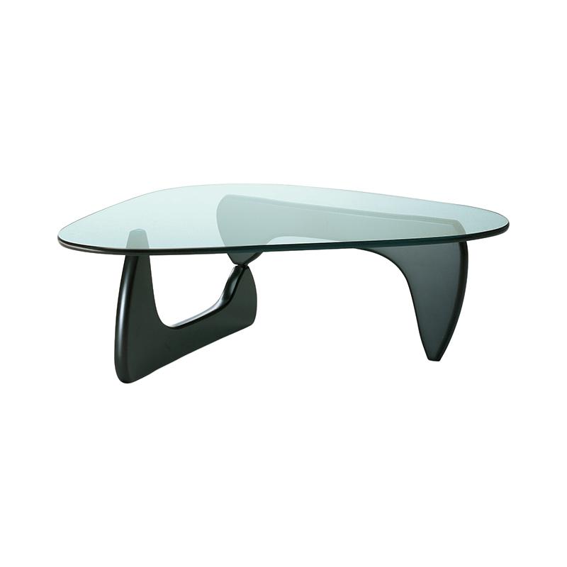 NOGUCHI TABLE BLACK ASH