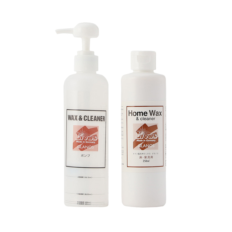 LIVOS HOME WAXCLEANER GLANOS 250ML