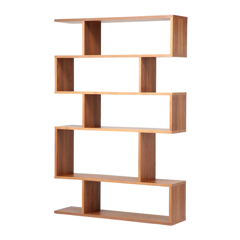 BALANCE SHELVING WALNUT