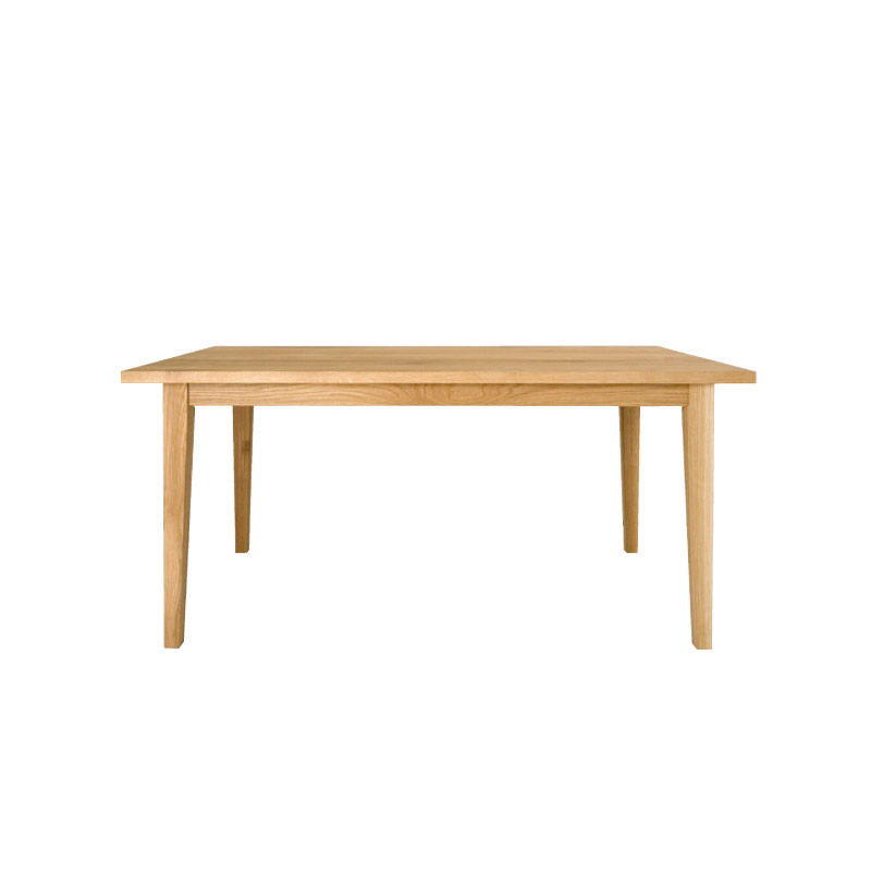 BARREL TABLE OAK W1600