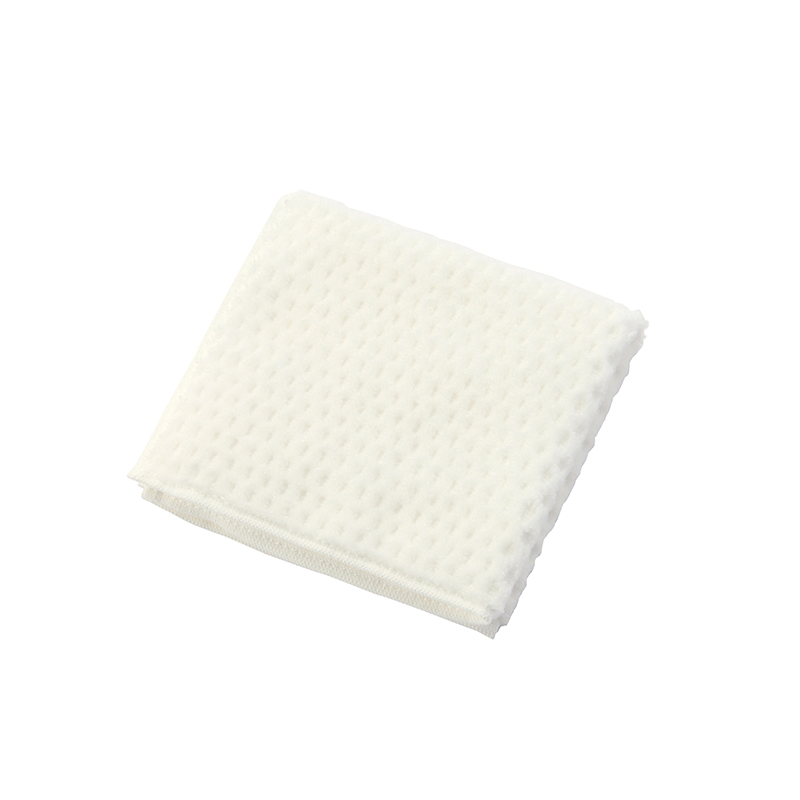 HALF CUT HANDKERCHIEF TOWEL WHITE