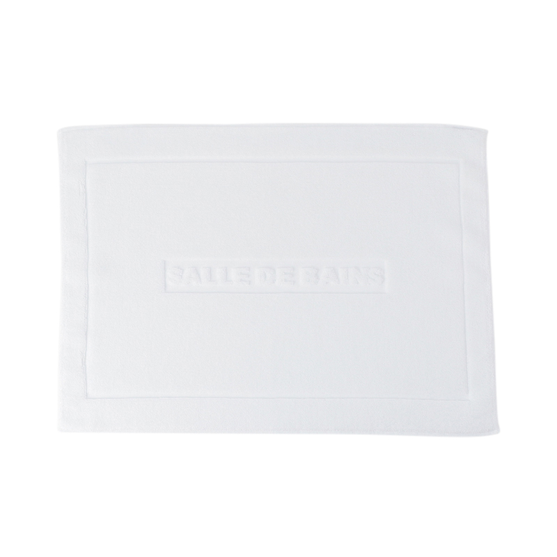 CONRAN ORIGINAL BATH MAT WHITE  50X68