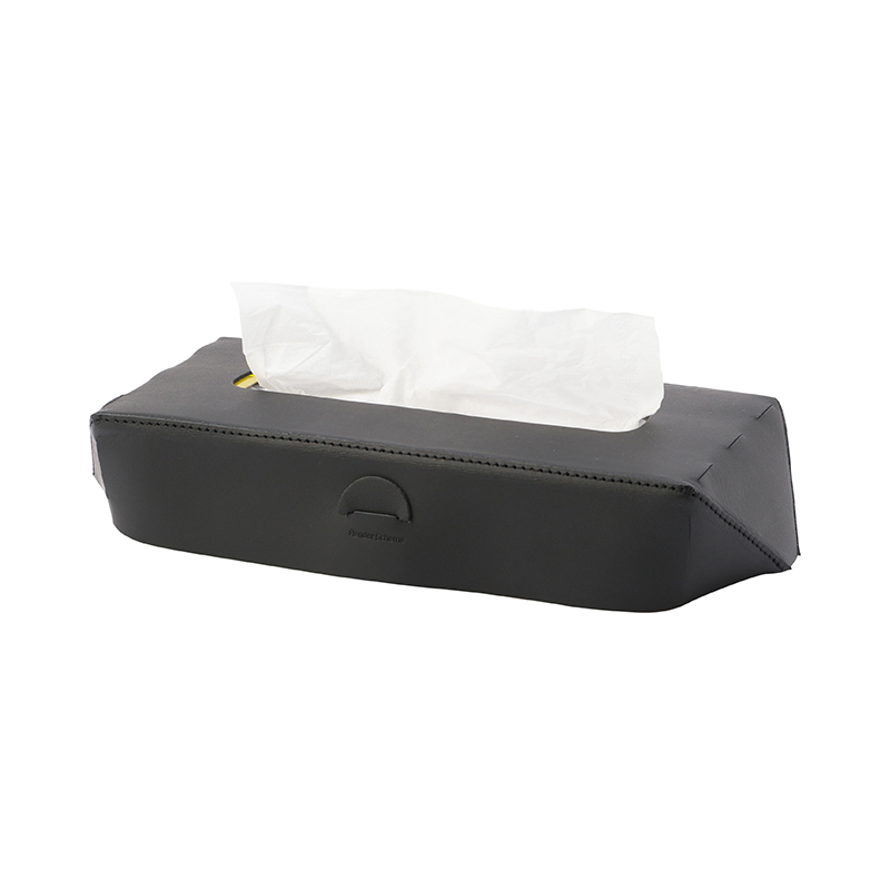 HENDER SCHEME TISSUE BOX CASE BLACK