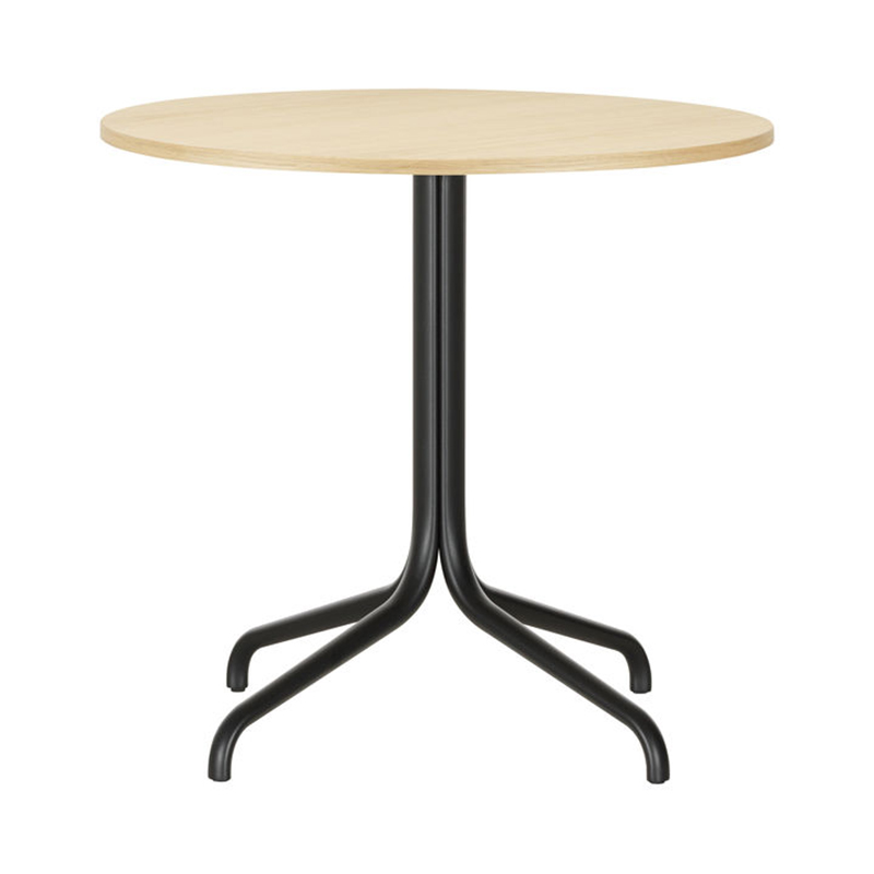 44302401 BELLEVILLE ROUND TABLE φ796 L.OAK