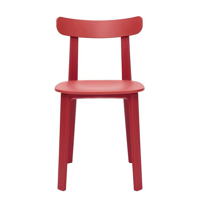 ALL PLASTIC CHAIR BRICK
