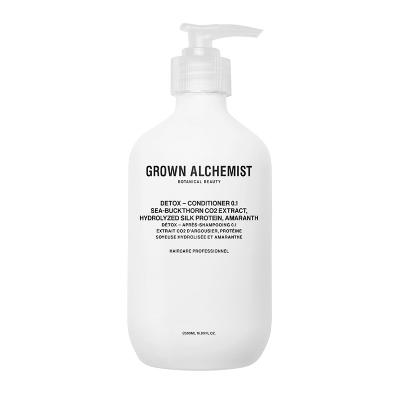 GROWN ALCHEMIST/DETOX 0.1/DT CONDITIONER 500ML