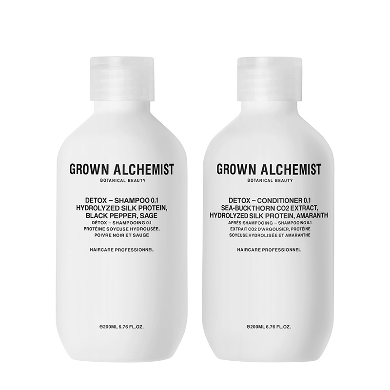 GROWN ALCHEMIST/DETOX 0.1/DT TWIN SET