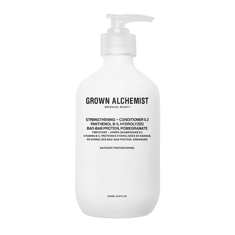 GROWN ALCHEMIST/STRENGTHEN 0.2/SG CONDITIONER 500ML