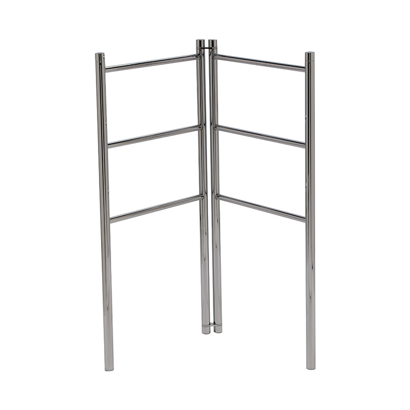 DECOR WALTHER TOWEL STAND CHROME