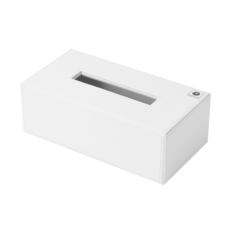 DECOR WALTHER TISSUE BOX WHITE