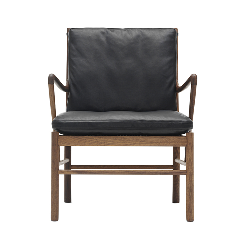OW149 COLONIAL CHAIR WALNUT/OIL THOR301