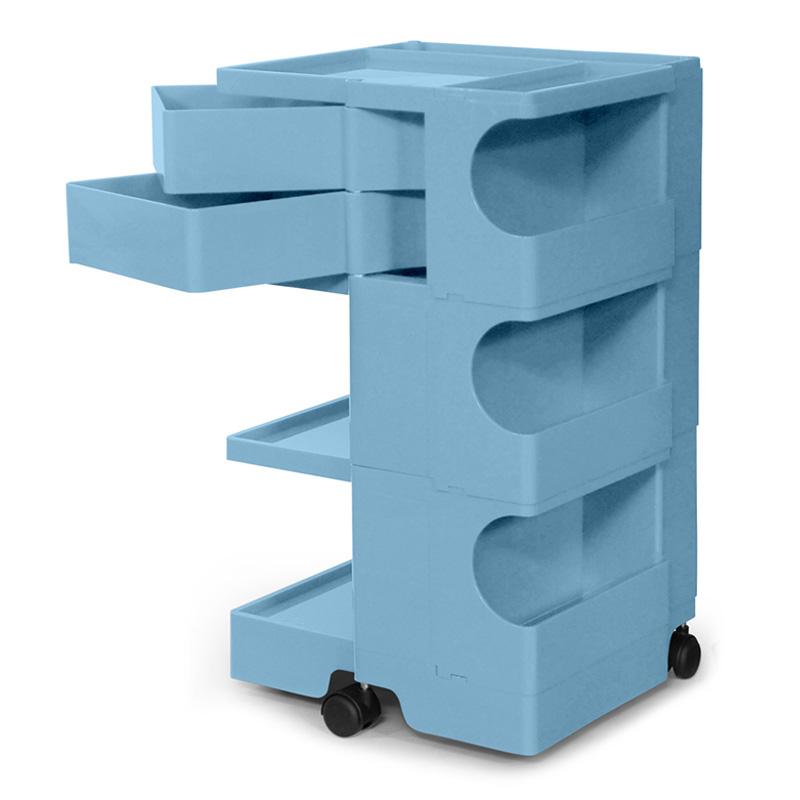 BOBY WAGON 3段2トレイ BONNIE BLUE