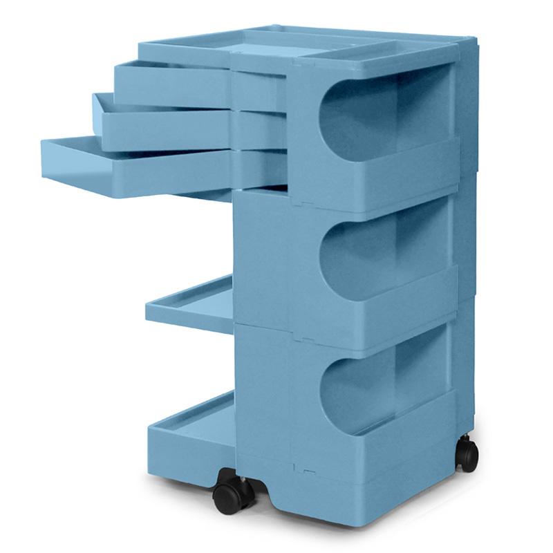 BOBY WAGON 3段3トレイ BONNIE BLUE