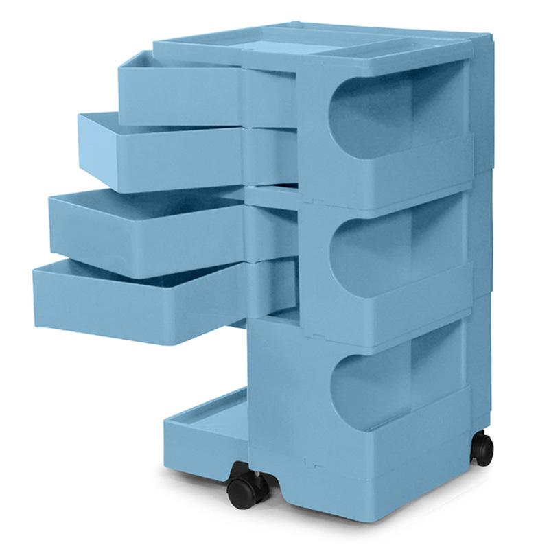 BOBY WAGON 3段4トレイ BONNIE BLUE
