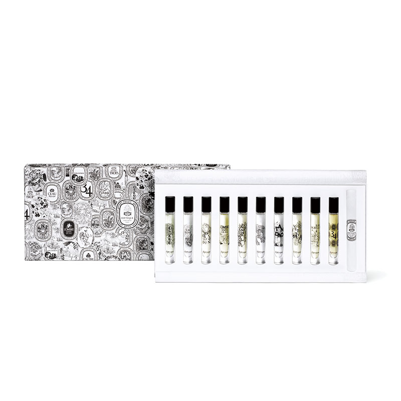 DIPTYQUE EDT DISCOVERY SET 10