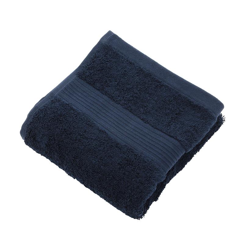SUPIMA COTTON TOWEL 40X80CM NIGHTBLUE