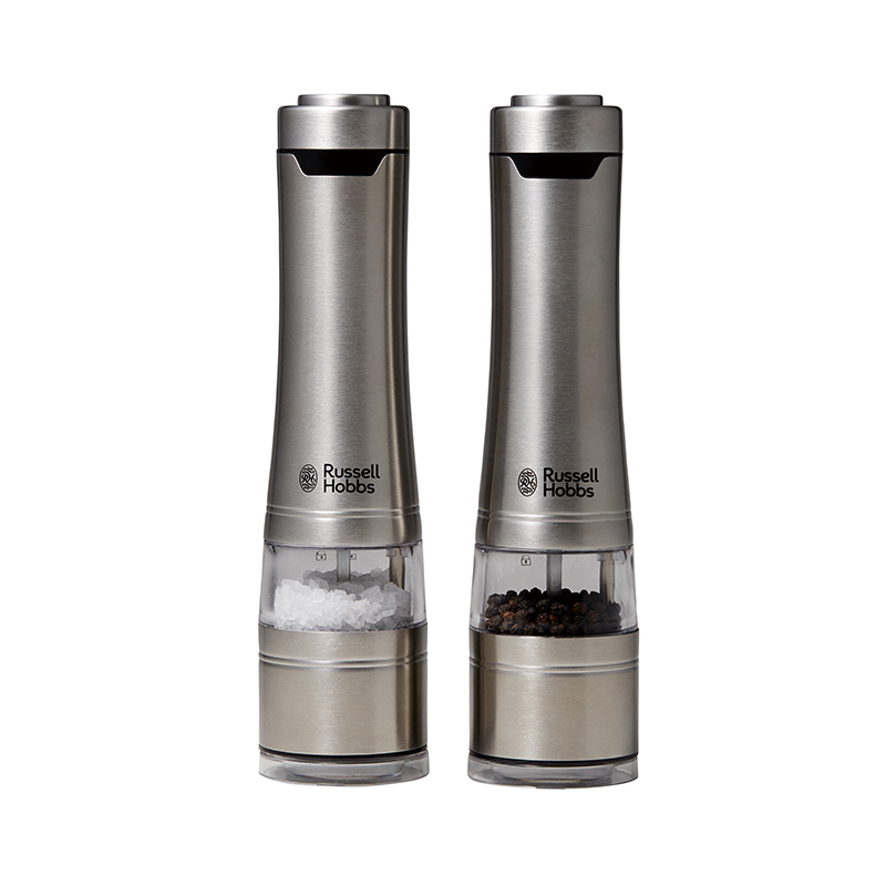 RUSSELL HOBBS ELECTRIC MILL SALT&PEPPER
