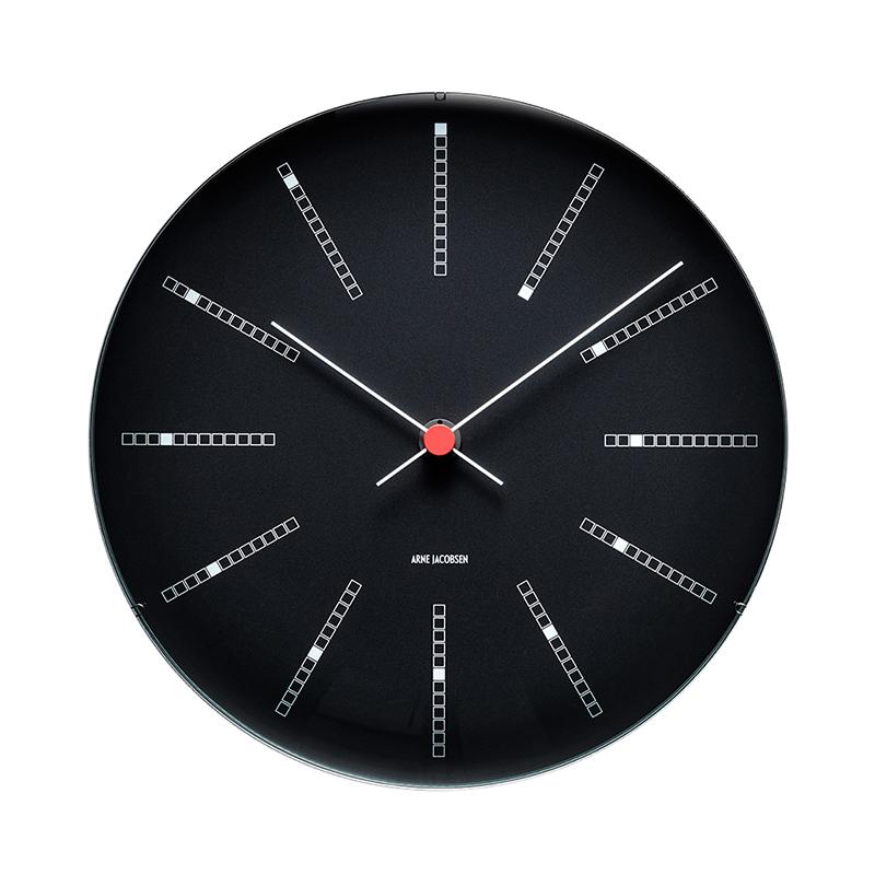 ARNE JACOBSEN WALL CLOCK BANKERS BK 210