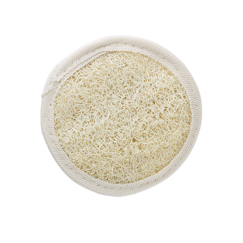 HYDREA LONDON ORGANIC LOOFAH FACE&BODY PAD