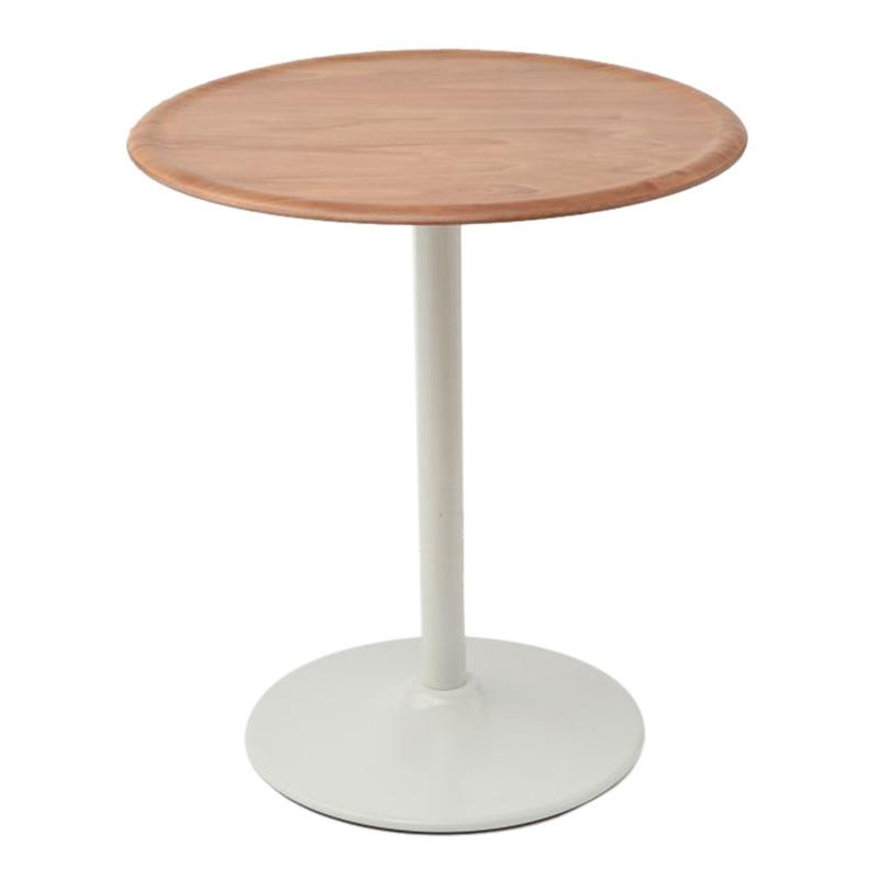 TV1020 PIPE TABLE LIGHT BEECH/WHITE