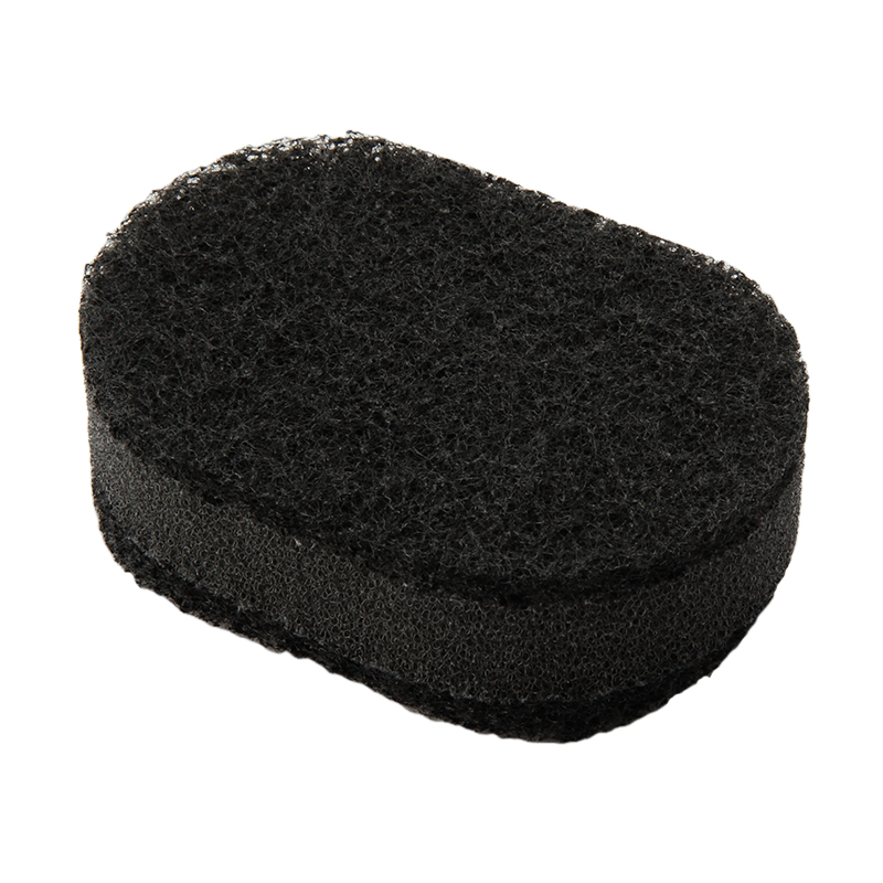 LA BASE SPONGE BLACK&BLACK