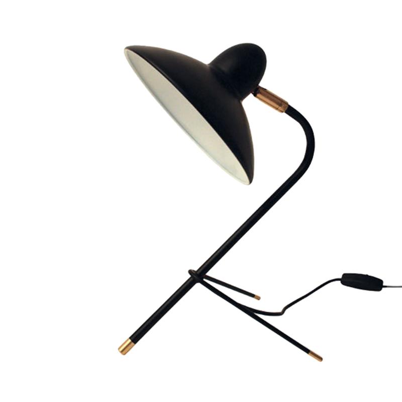 ARLES DESK LAMP BLACK