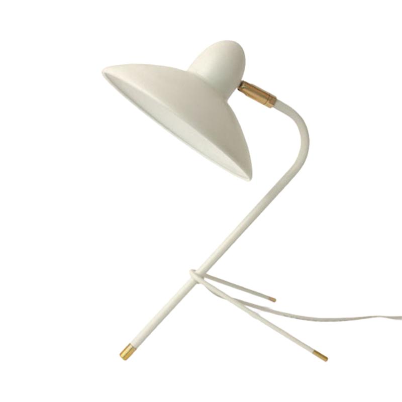 ARLES DESK LAMP WHITE