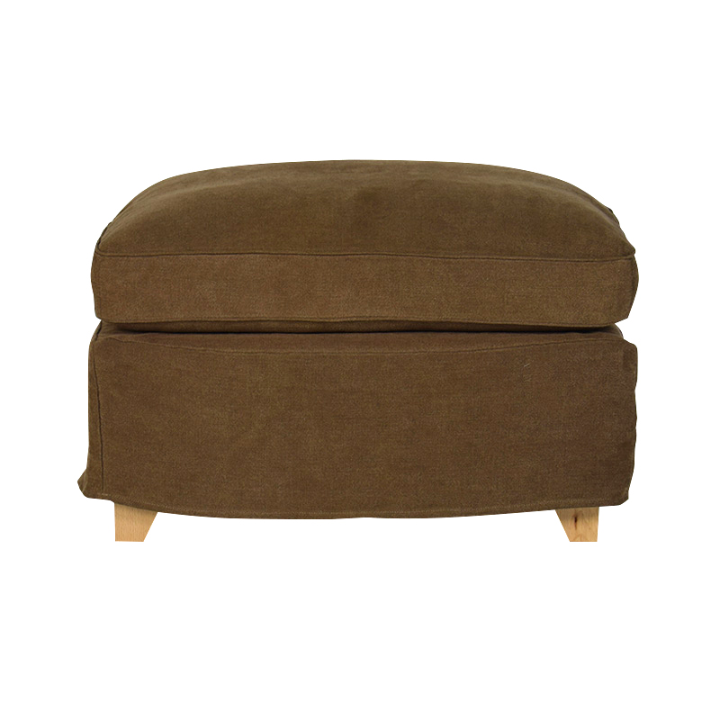 CP HAVEN FOOTSTOOL L121/3112 HM ST WS CHO BRW