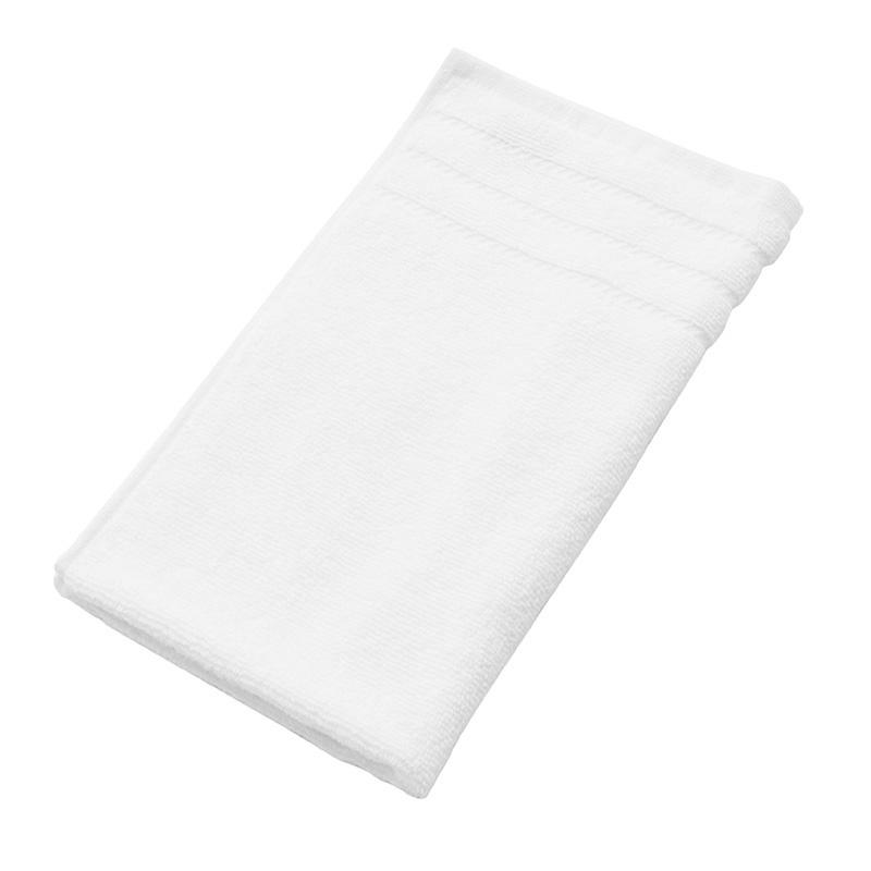 MICRO COTTON REGULAR FACE TOWEL WHITE