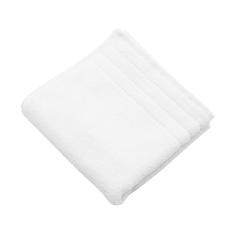MICRO COTTON REGULAR MINI BATH TOWEL WHITE