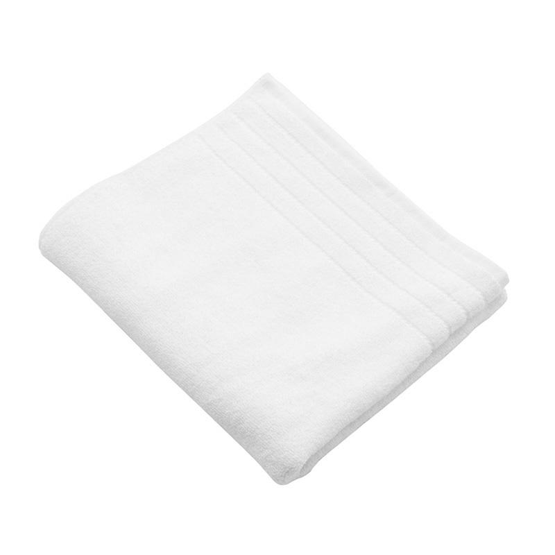 MICRO COTTON REGULAR BATH TOWEL WHITE