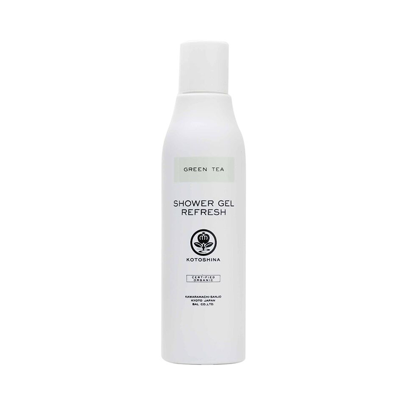 SHOWER GEL RELAX & SENSITIVE GREEN TEA 200ML