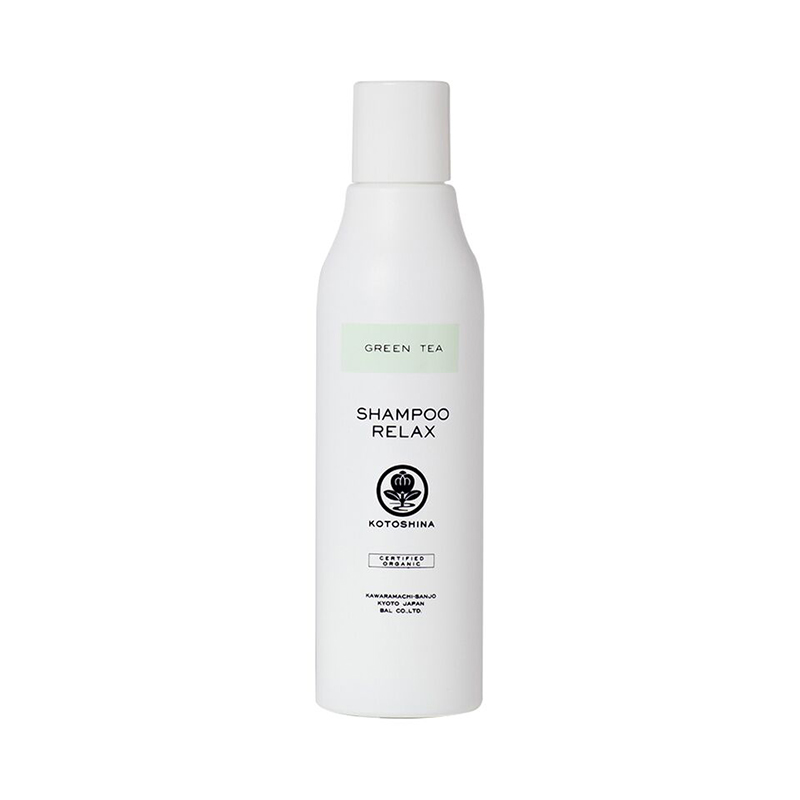 SHAMPOO RELAX GREEN TEA 200ML