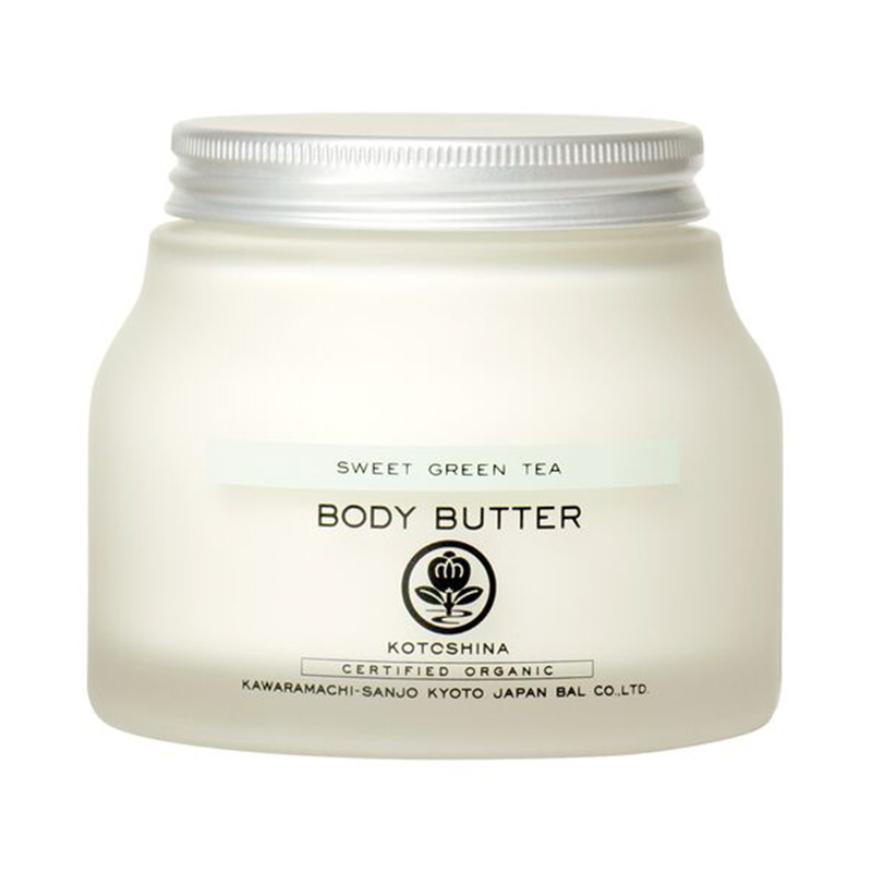 BODY BUTTER SWEET GREEN TEA 180ML