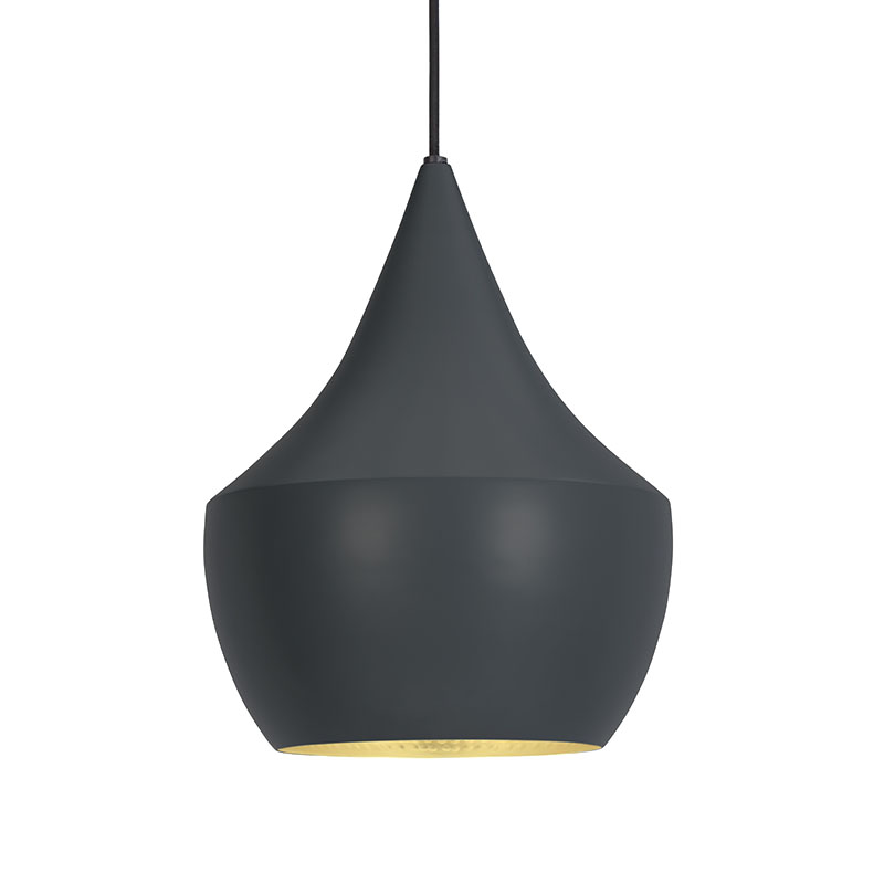 BEAT FAT PENDANT BLACK