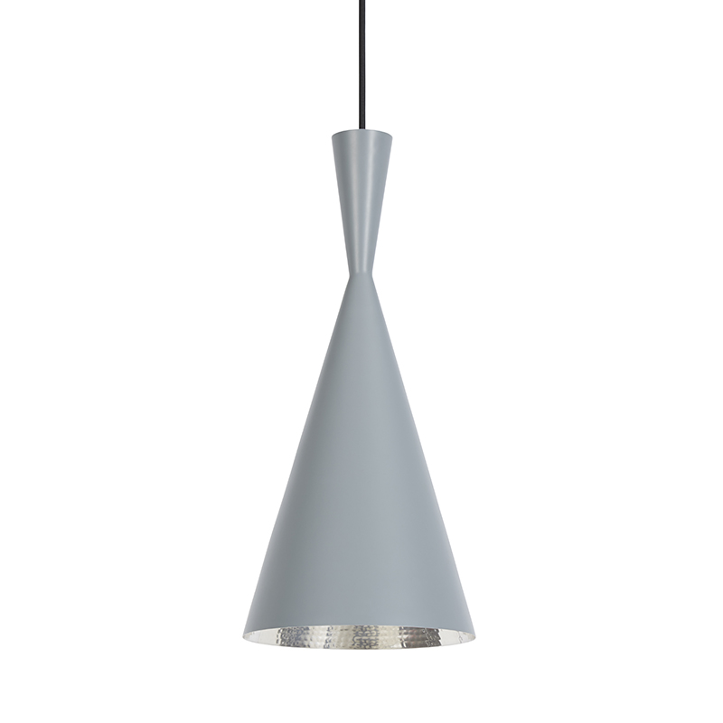 BEAT TALL PENDANT GREY