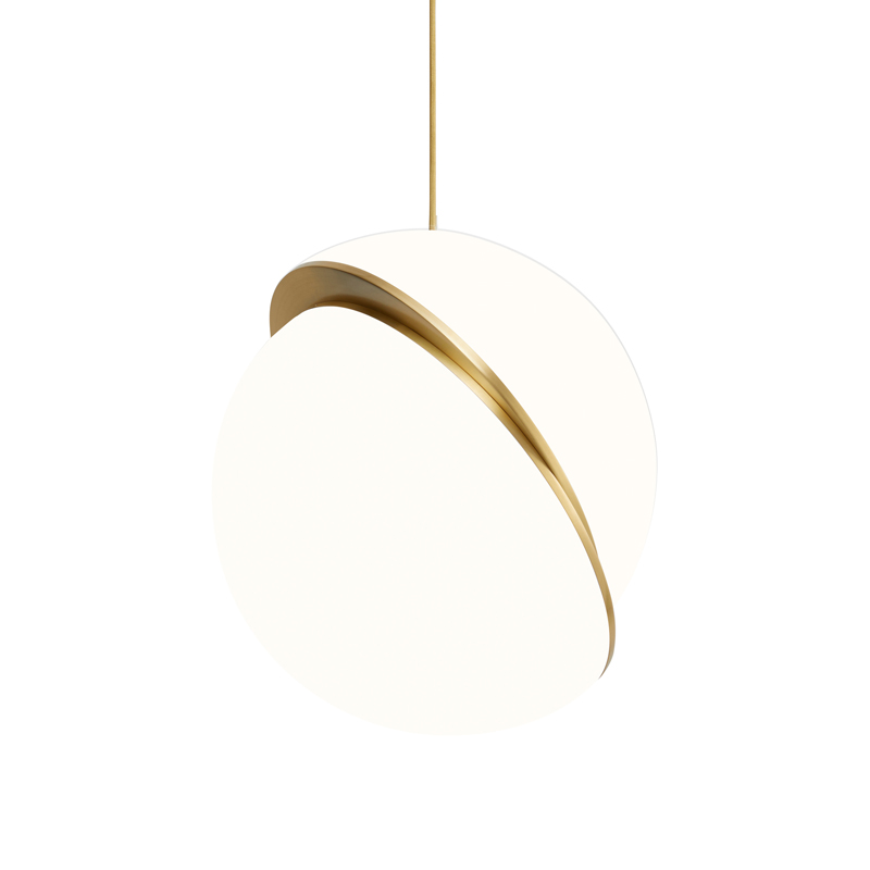 CRESCENT LARGE PENDANT LIGHT