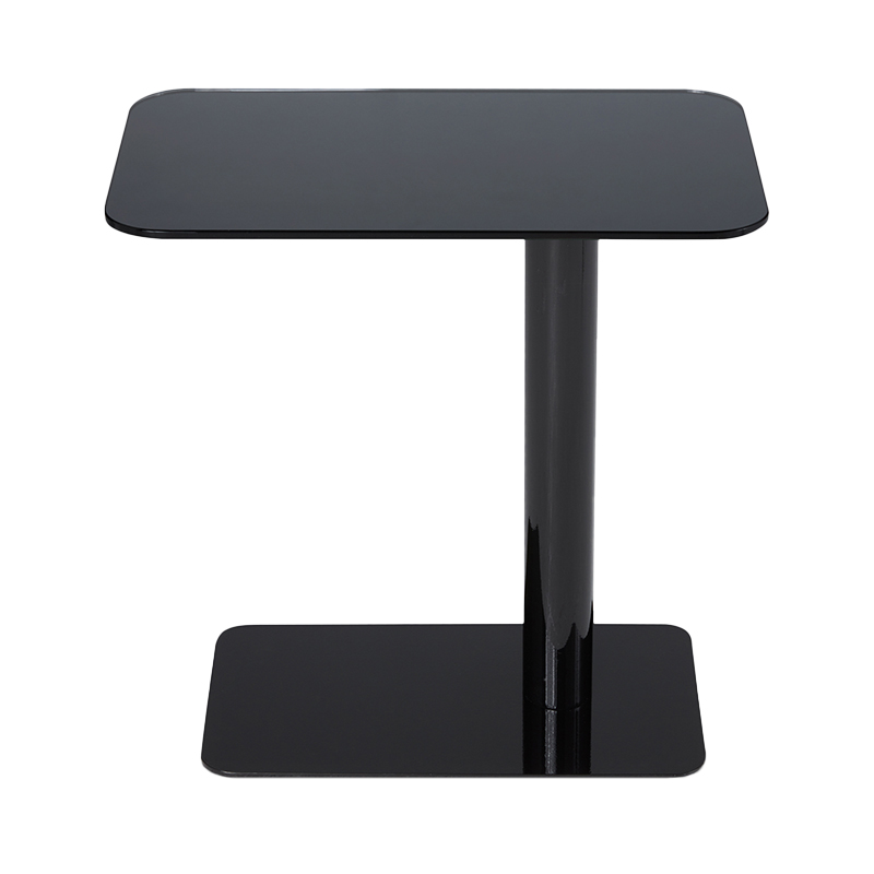 FLASH TABLE RECTANGLE BLACK