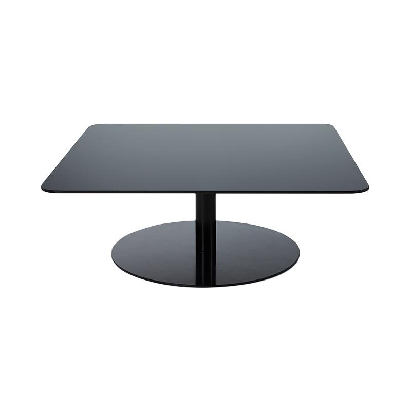 FLASH TABLE SQUARE BLACK
