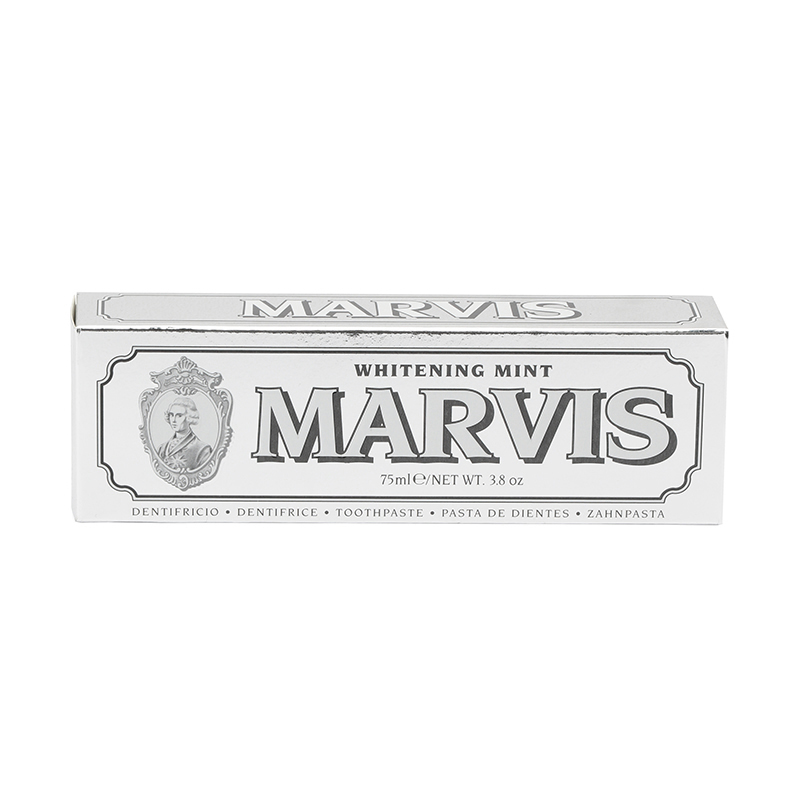 MARVIS WHITE MINT 75ML