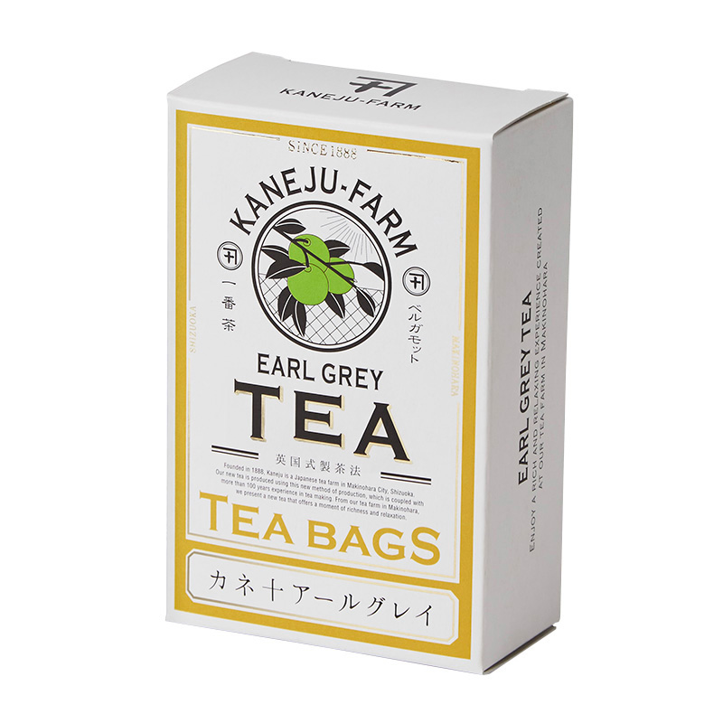 KANEJU EARL GREY 30GX10P TEA BAG