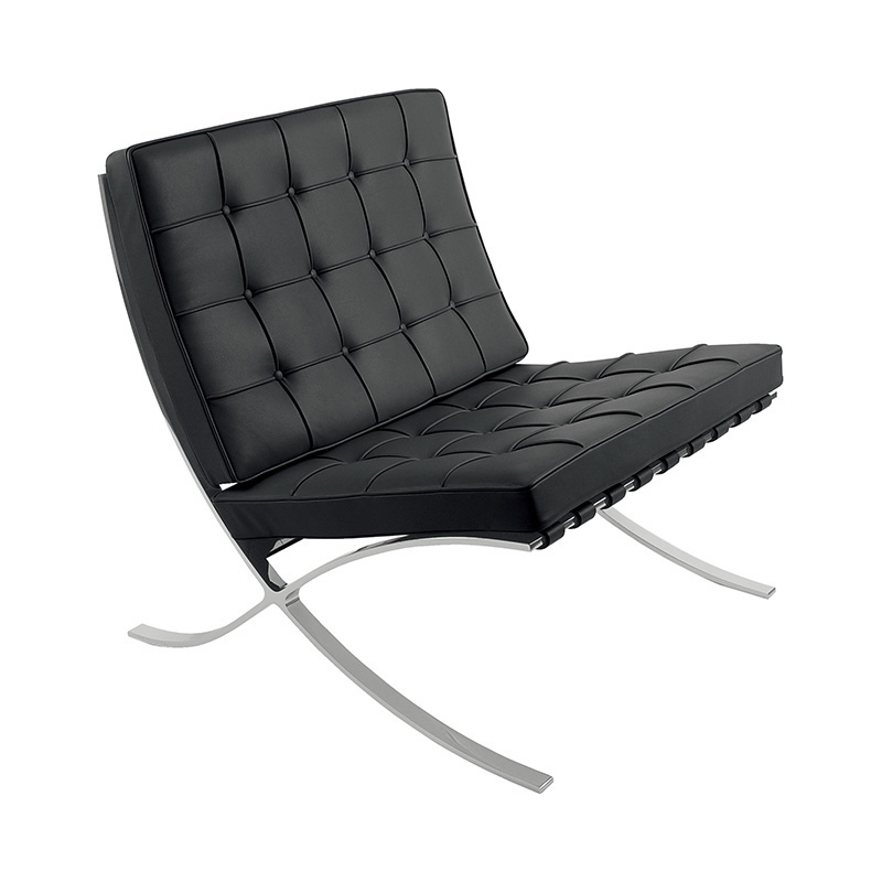 BARCELONA CHAIR RELAX VENEZIA.L BLACK