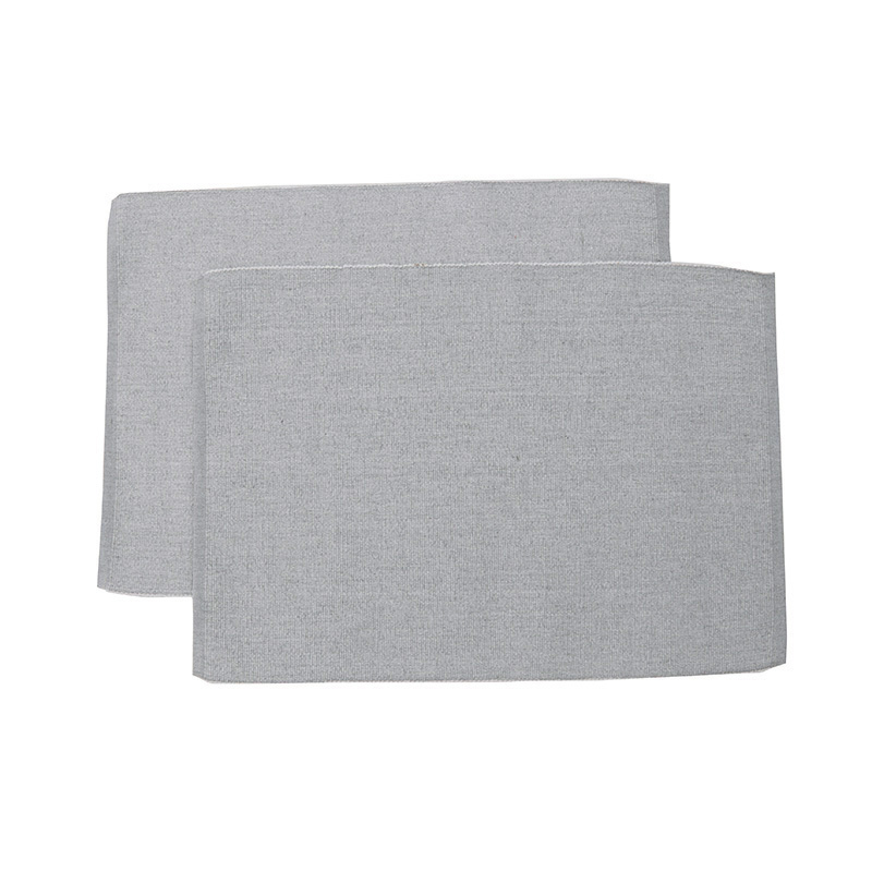 HEREN MOORE REVIVAL TABLE MATS: MIST (PAIR)