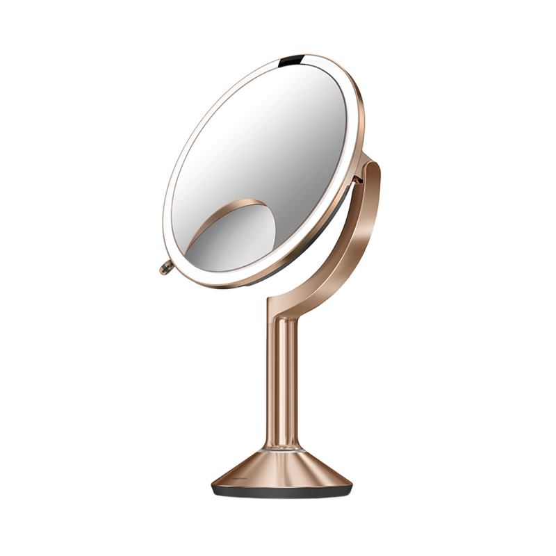 SENSOR MIRROR TRIO ROSE GOLD