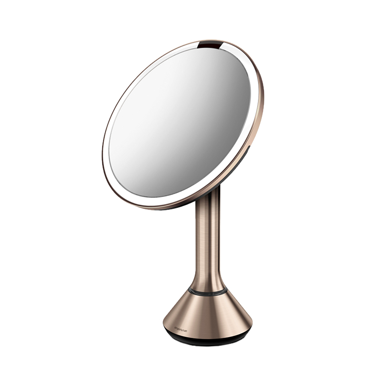 TOUCH CONT SENSOR MIRROR ROSE GOLD